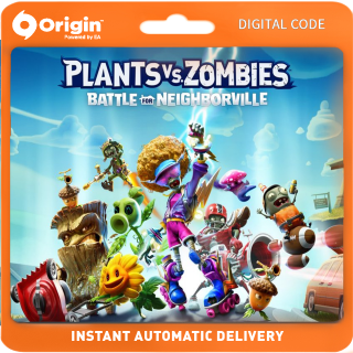 Plants VS. Zombies : Battle for Neighborville PC Instant Delivery