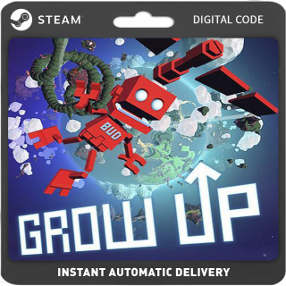 Grow Up Steam Instant Delivery (Global)