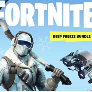 Code | Fortnite Deep Freeze Bundle