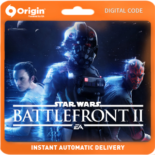 STAR WARS: BATTLEFRONT II Origin Key Global Instant Auto Delivery