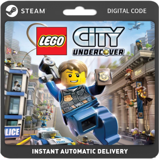 LEGO® CITY Undercover PC Steam Global Instant Delivery