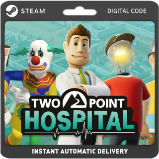 Two Point Hospital PC (EU) Fast Delivery