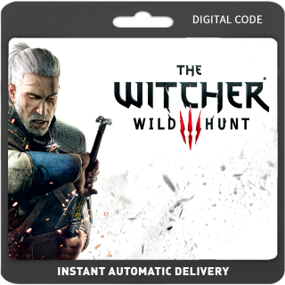 The Witcher 3 Wild Hunt PC Instant Download