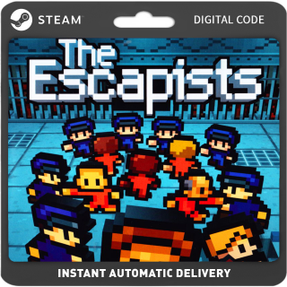 The Escapists PC Steam (Global) Instant Delivery