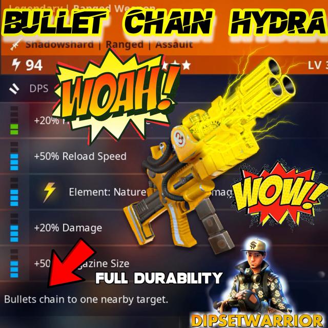 Hydra Bullet Chain Hydra In Game Items Gameflip