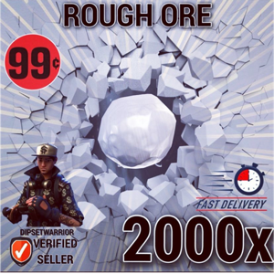 Rough Ore | 2000x