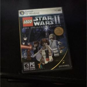 Lego Star Wars II The Original Trilogy PC Game