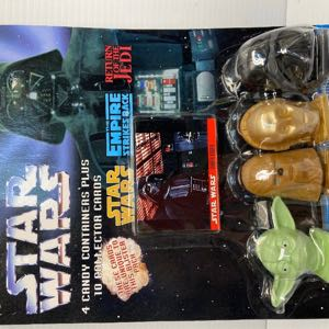 Vintage Star Wars 1995 Candy Containers