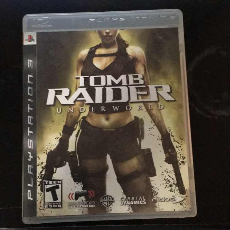 Tomb Raider Underworld for PS3 - PS3 Games (Good) - Gameflip