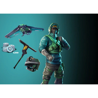 Bundle | 2000 VBUCKS+COUNTERATTA