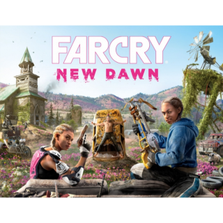 Far Cry New Dawn (UPLAY) PRE-ORDER {GLOBAL} [INSTANT]