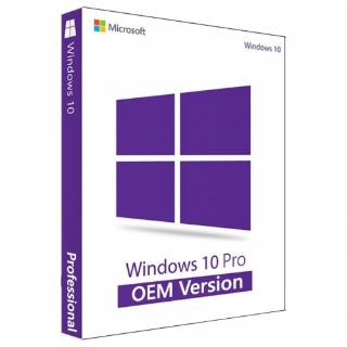 [Instant] Microsoft Windows 10 Pro 64 Bit System Builder OEM