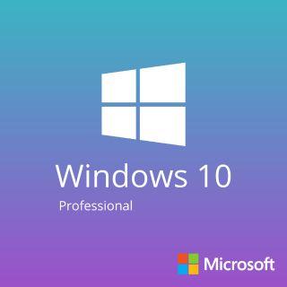 Microsoft Windows 10 PRO [INSTANT DELIVERY]