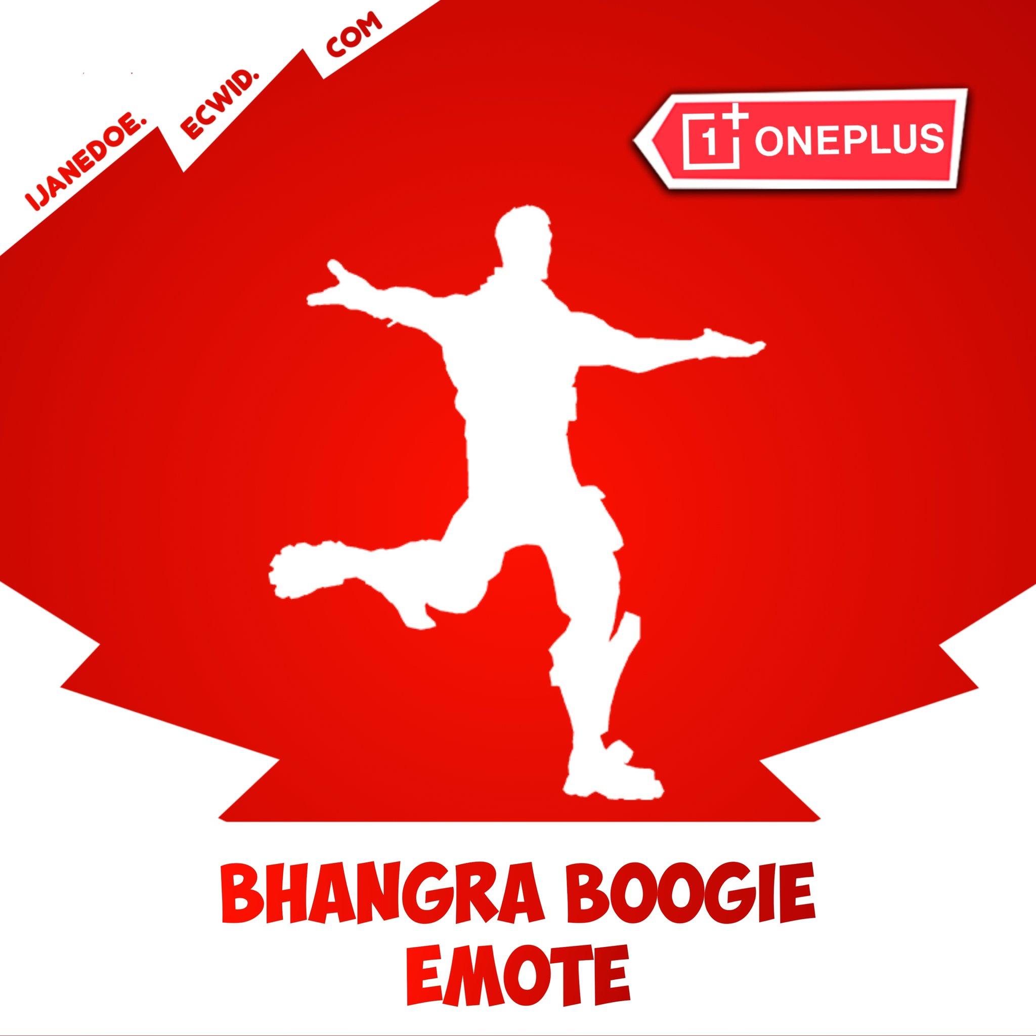 Code | Bhangra Emote - In-Game Items - Gameflip