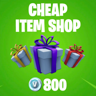 I will GIFT U a 800VB Fortnite item
