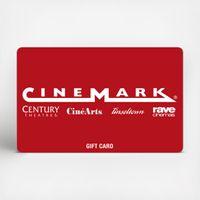 $5.25 Cinemark Giftcard