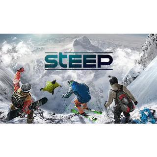I will XP Grind - Steep (PC)