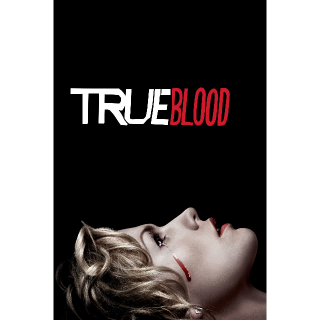True Blood complete series redeems HDX at vudu INSTANT DELIVERY