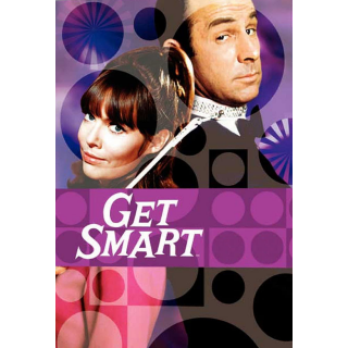 GET SMART complete series (5 seasons) vudu INSTANT DELIVERY