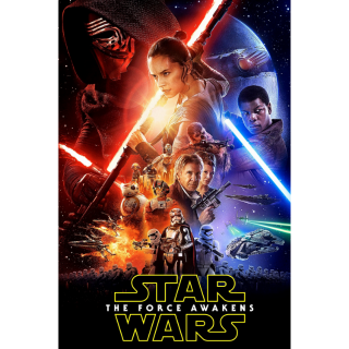 STAR WARS THE FORCE AWAKENS (HD) GP INSTANT DELIVERY