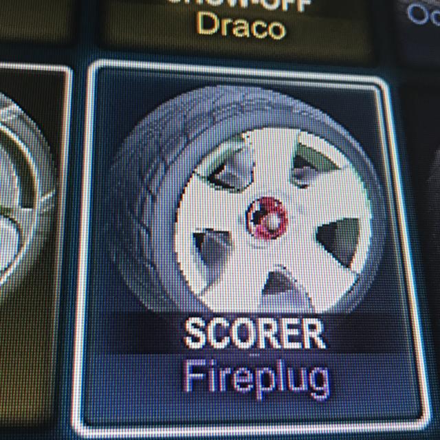 Fireplug | Titanium White