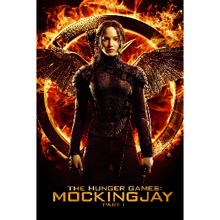 The Hunger Games: Mockingjay - Part 1(vudu)