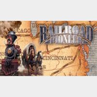 Railroad Pioneer Steam CD Key