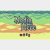 Nadia Was Here Steam CD Key