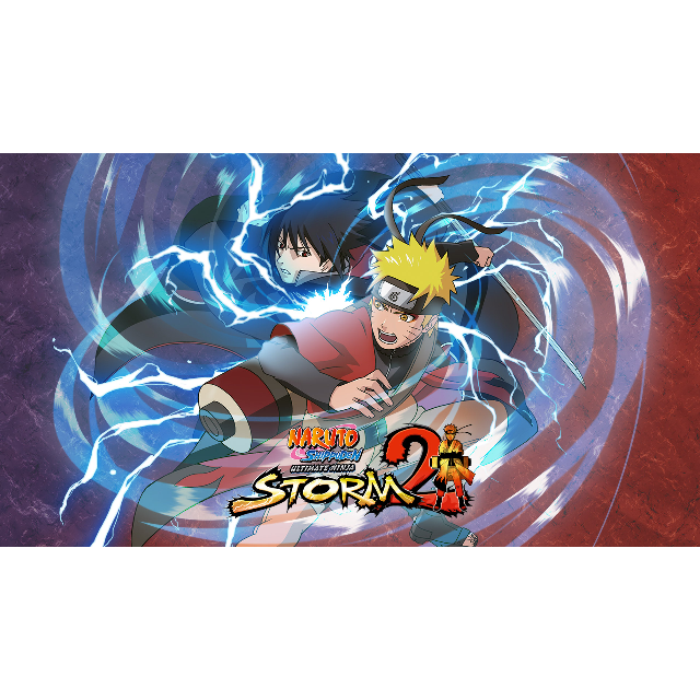 NARUTO SHIPPUDEN: Ultimate Ninja STORM TRILOGY 3 Full game