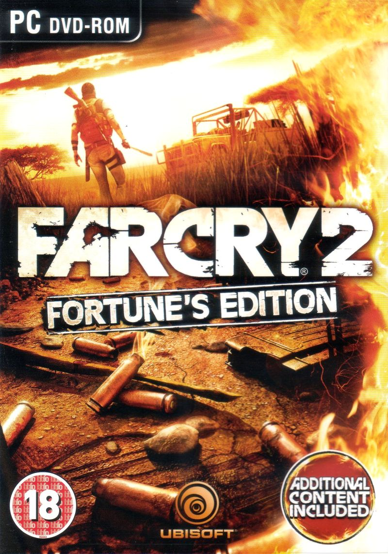 Far Cry 2: Fortune's Edition GOG CD Key