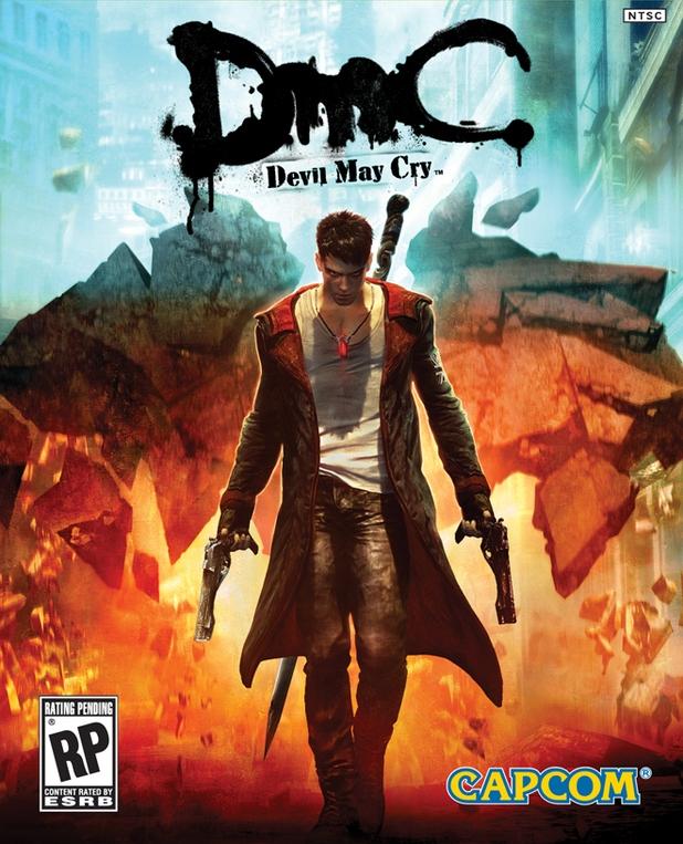 DmC: Devil May Cry EU Steam CD Key