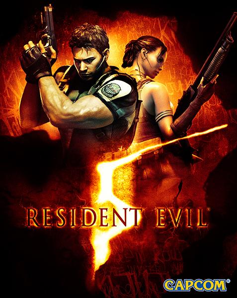 Resident Evil 5 Steam CD Key