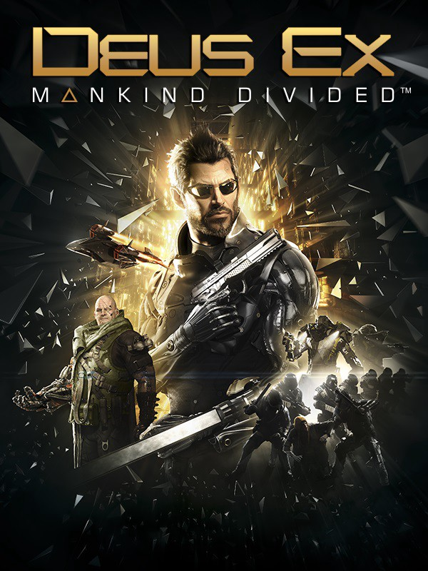 Deus Ex: Mankind Divided - Season Pass Steam CD Key