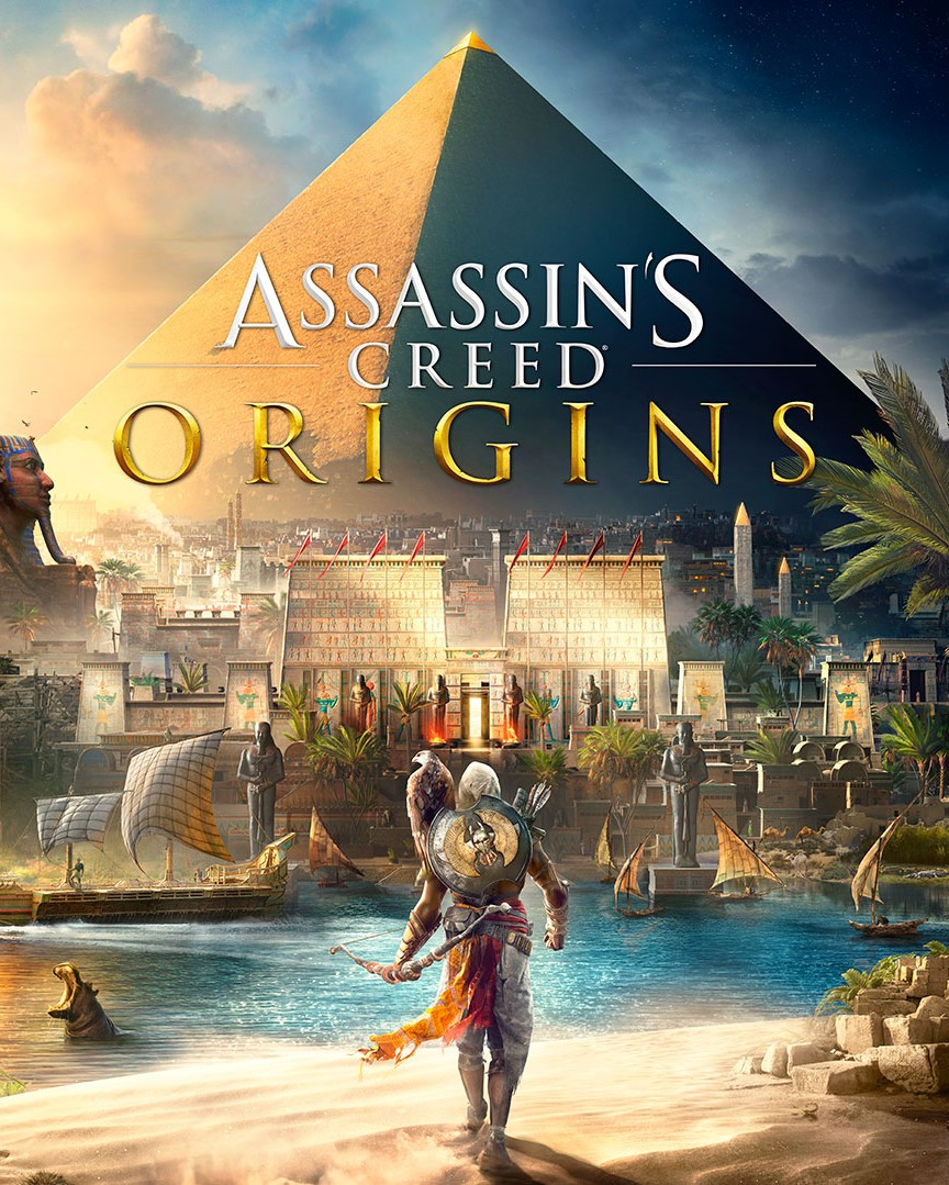 Assassin's Creed: Origins Deluxe Edition EMEA Uplay CD Key