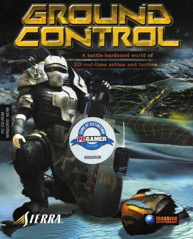 Ground Control Anthology GOG CD Key