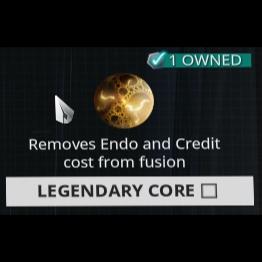 Resource | Legendary CORE!!!