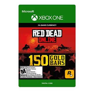 Red dead redemption 2 150 gold bars