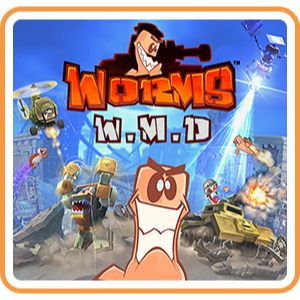 Worms W M D - Nintendo Switch Games - Gameflip