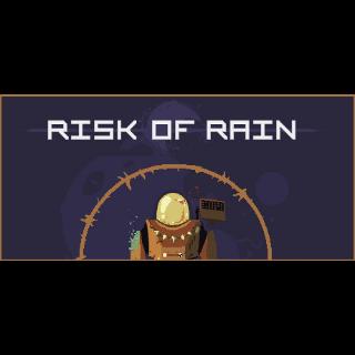 Risk of Rain Steam Gift Region Free
