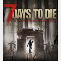 7 days to Die Steam Gift Region Free