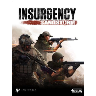Insurgency: Sandstorm Steam Key GLOBAL (Instant Delivery)