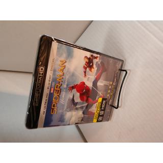 Spiderman Homecoming 4KUHD Digital Code Only – Movies Anywhere