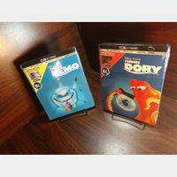 Disney's Finding Nemo + Dory 4K Digital Code – Movies Anywhere/Vudu (Full Code - Disney reward points redeemed)