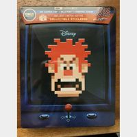 Disney's Wreck it Ralph 4K Digital Code Only – Movies Anywhere/Vudu Only (Disney Points Redeemed)