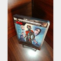 Marvel's Ant-Man 4K Digital Code – Movies Anywhere/Vudu (Full Code - Disney reward points redeemed)