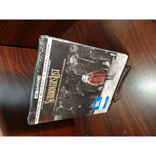Schindler's List 4KUHD Digital Code Only – Movies Anywhere