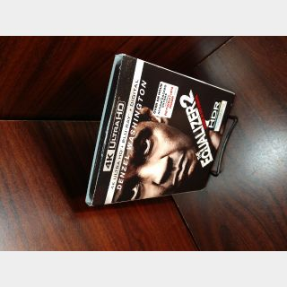 Equalizer 2 4KUHD Digital Code Only – MoviesAnywhere