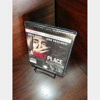 A Quiet Place 4KUHD – iTunes Digital Code Only (Redeems on iTunes)