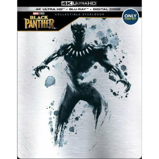 Marvel's Black Panther 4K Digital Code – Movies Anywhere/Vudu (Full Code including Disney reward points)