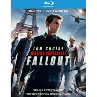 Mission Impossible 6 Fall Out (HD) – iTunes Digital Code Only (Redeems on iTunes)